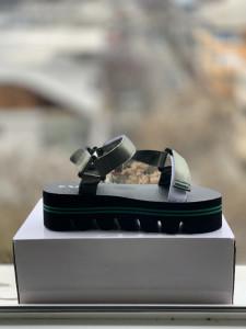 Sandale ZIP Olive