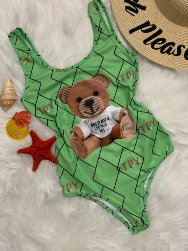 Body - costum de baie LYS Toy Verde