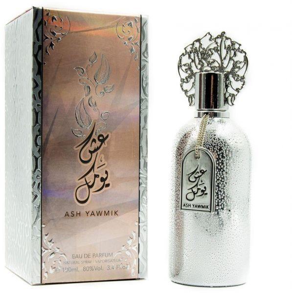 Ard Al Zaafaran Ash Yawmik silver