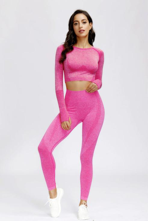 Compleu Fitness Wish, roz