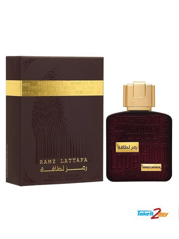 Lattafa Ramz Gold
