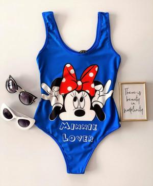 Body - costum de baie LYS Minnie albastru