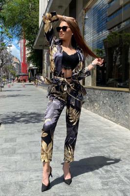 Costum dama Lorena Secret pantaloni si sacou