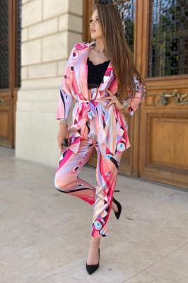 Costum dama Lorena Shunshine pantaloni si sacou