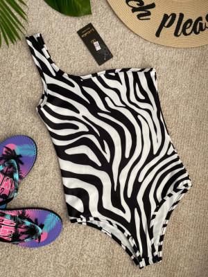Body - costum de baie LYS Malibu Zebra