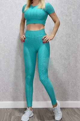 Compleu Fitness Nadin, Turquoise