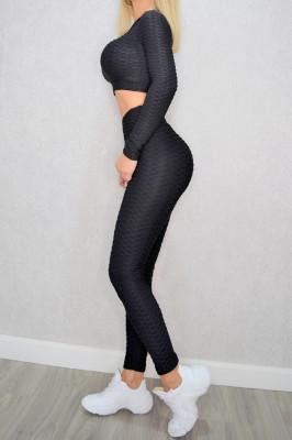 Compleu Fitness Ruby negru