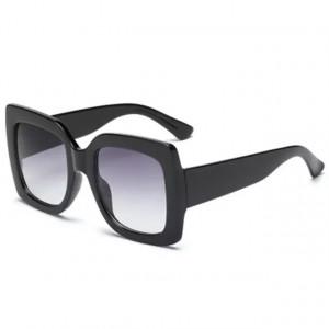 Ochelari de soare Square negri