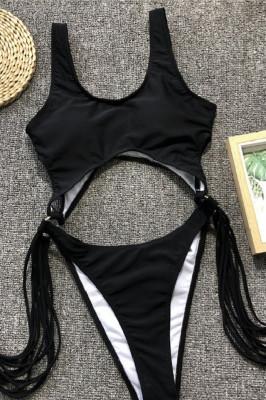 Costum de baie intreg Crazy Black