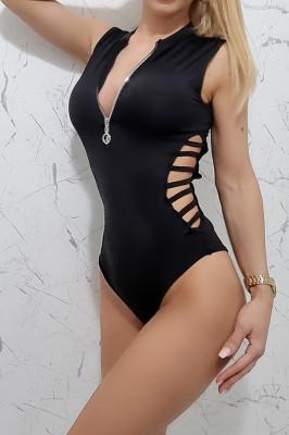 Body - costum de baie LYS Samira negru