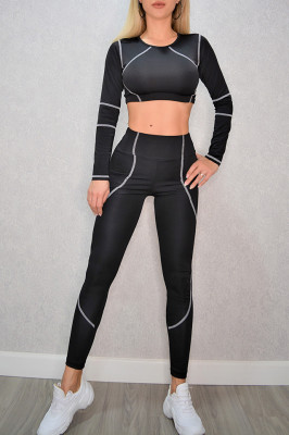 Compleu Fitness Royal negru