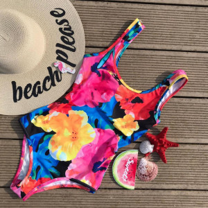 Body - costum de baie LYS Colorfull