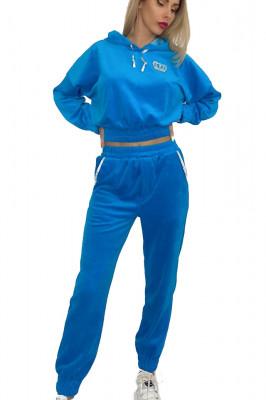 Compleu sport Evelyn bleu