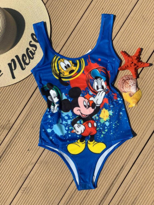 Body - costum de baie LYS Blue Mickey