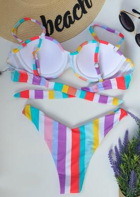 Costum de baie doua piese Love Rainbow