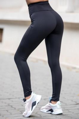 Colanti Fitness licra negri
