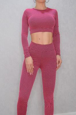 Compleu Fitness Yuvet, roz