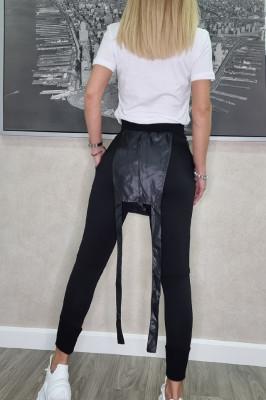 Compleu Joseph pantaloni si tricou alb
