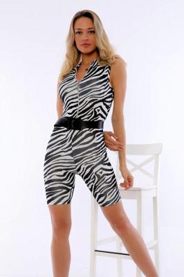 Salopeta scurta Naira zebra
