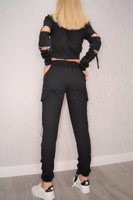 Trening Arola, doua piese, hanorac si pantaloni