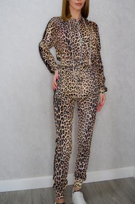 Trening de catifea Venus leopard