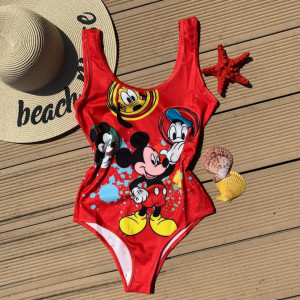 Body - costum de baie LYS Red Mickey
