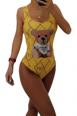 Body - costum de baie LYS Toy Galben
