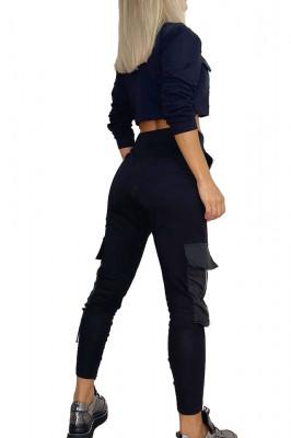 Compleu sport Fobbien pantaloni si bluza