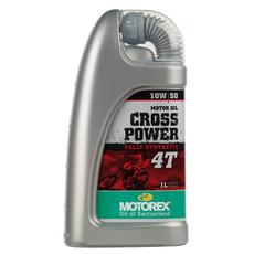 MOTOREX - CROSS POWER 10W50 - 1L