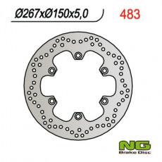 NG - DISC FRANA NG483001 / NG483 - RD350F / 500 / FZ750