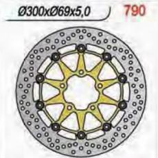 NG - DISC FRANA NG790 - GSXR 600 / 750 / 1000'04-05