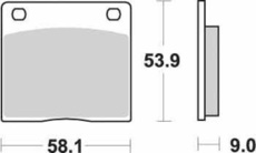 SBS - PLACUTE STREET CERAMIC - 512LF