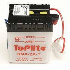 TOPLITE YUASA - 6N4-2A-7 (CU INTR., NU INCL. ACID)