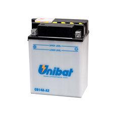 UNIBAT - CB14AA2 (YB14A-A2) (CU INTRETINERE, FARA ACID)