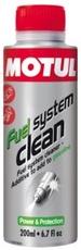MOTUL - FUEL SYSTEM CLEAN 200ML