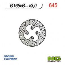 NG - DISC FRANA NG645 - BETA REV 3 '03-'08 125 / 250