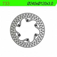NG - DISC FRANA NG733 - HUSQVARNA 125 / 610 '87-'91