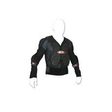 PROGRIP - PLASA PROTECTIE 5980 - NEGRU ROSU