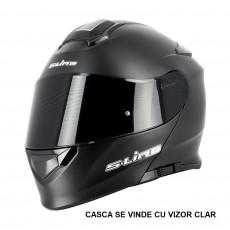SIFAM - Casca Flip-up S-LINE S550 - NEGRU MAT, S