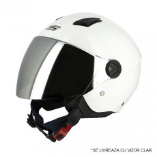 SIFAM - Casca Open-face S-LINE S779 - ALB, XL