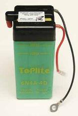 TOPLITE YUASA - 6N4A-4D (CU INTR., NU INCL. ACID)