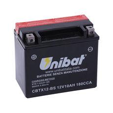 UNIBAT - CBTX12-BS (YTX12-BS) (FARA INTRETINERE, INCLUDE ACID)