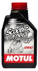 MOTUL - SCOOTER EXPERT 10W40 4T 1L