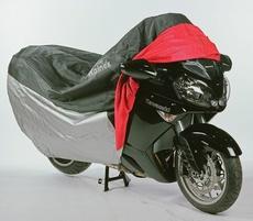 "OXFORD - HUSA MOTO ""RAINEX"" L - NEGRU / ARGINTIU"