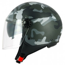 SIFAM - Casca Open-face S-LINE S706 - CAMOUFLAGE, XL