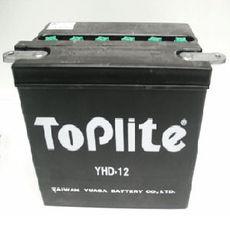 TOPLITE YUASA - YHD-12 (CU INTR., NU INCL. ACID)