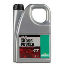 MOTOREX - CROSS POWER 10W60 - 4L
