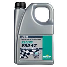 MOTOREX - RACING PRO 15W50 - 4L