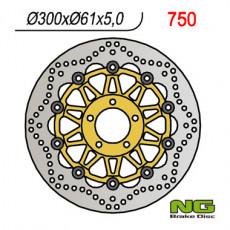 NG - DISC FRANA NG750 - ZZR600 / ZX-6R / ZR7