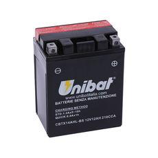 UNIBAT - CBTX14AHL-BS (YTX14AHL-BS) (FARA INTRETINERE, INCLUDE ACID)